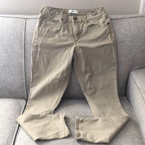Sonoma khaki jeans